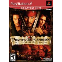 Pirates of the Caribbean The Legend of Jack Sparrow - PlayStation 2