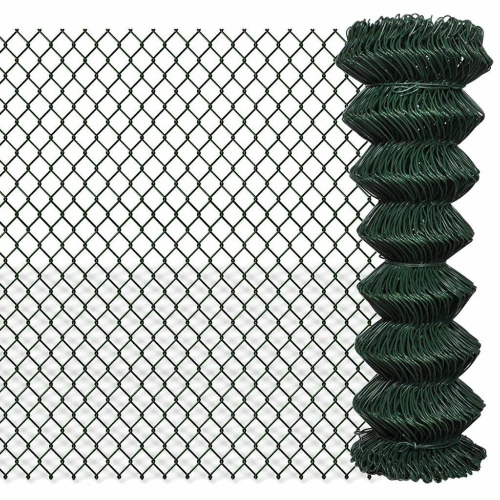 "Chain Fence 4' 1"" x 82' Green"