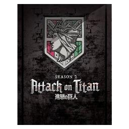Attack on titan-season two (blu-ray/dvd/limited edition/4 disc) BRFN07295