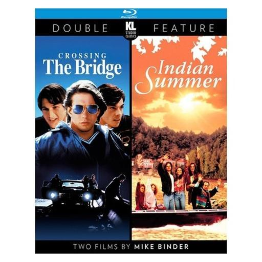 Crossing the bridge/indian summer (blu-ray/1992-93/ws 1.85/double feature) NYABJ1AMUPQSTWNS