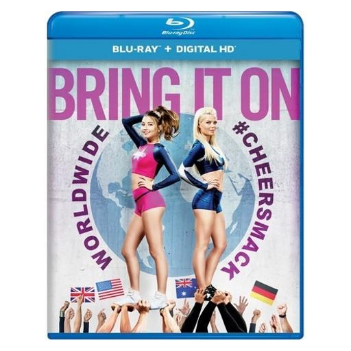 Bring it on-worldwide #cheersmack (blu ray w/digital hd) NEWYLMOTVI0GSMOJ