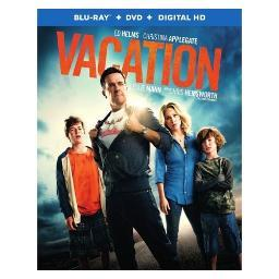 Vacation (2015/blu-ray/dvd/digital hd/2 disc) BR542594