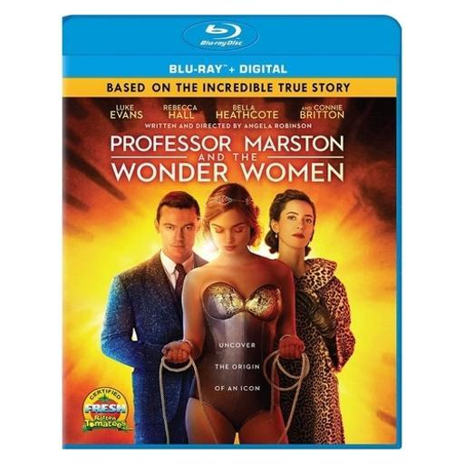 Professor marston & wonder women (blu ray w/digital) 5VMQU13GG8AC3X0G