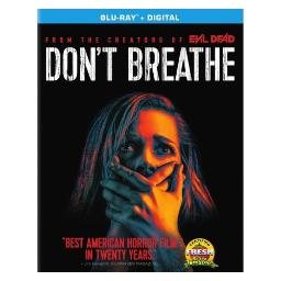 Dont breathe (blu-ray/ultraviolet) BR47100