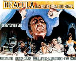 Dracula Has Risen From The Grave Movie Poster Masterprint EVCMMDDRHAEC001