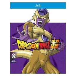 Dragon ball super-part two (blu-ray/2 disc) BRFN03797