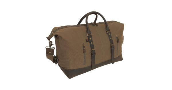 ba7e32dfa Rothco Rothco Extended Weekender Cotton Canvas Travel Bag ...