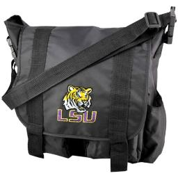 LSU Tigers NCAA Premium Diaper Bag