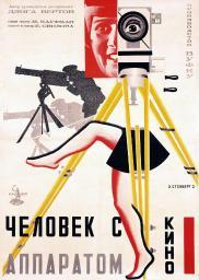 The Man With A Movie Camera Poster By The Stenberg Brothers 1929 Movie Poster Masterprint EVCMCDMAWIEC027H