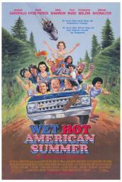 Wet Hot American Summer Movie Poster Print (27 x 40) MOVGF1381