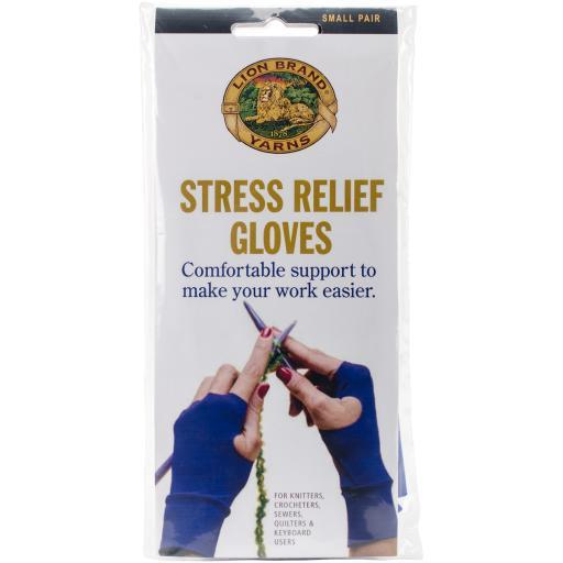 Stress Relief Gloves 1 Pair-Small