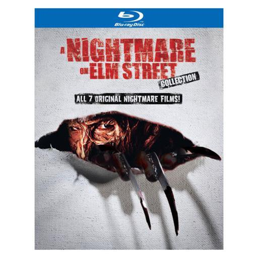 Nightmare on elm street collection 1-7 (blu-ray/5 disc) 1288645