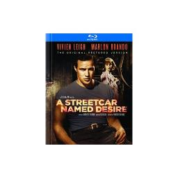 STREETCAR NAMED DESIRE-60TH ANNIVERSARY (BLU-RAY/DIGIBOOK) 883929189670