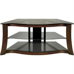 Flat Panel Tv Stand Up To 52Hand Painted Dark Cher