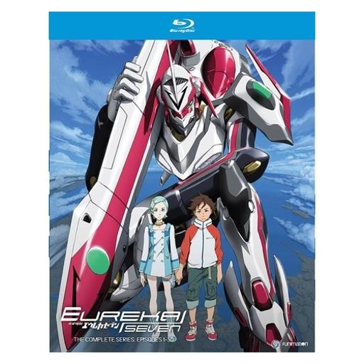 Eureka seven-complete series (blu-ray/10 disc) ZRFKT5QLYPE1S1AA