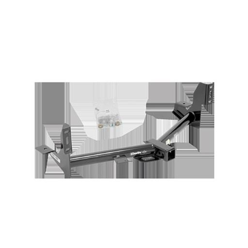 Draw-Tite 75938 2015-2017 F150 5.5 ft. & 6.5 ft. Beds Class III Round Tube Max-Frame Hitch