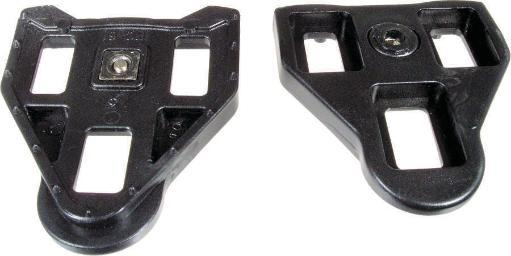 Wellgo Look Delta Black Pedal Cleat