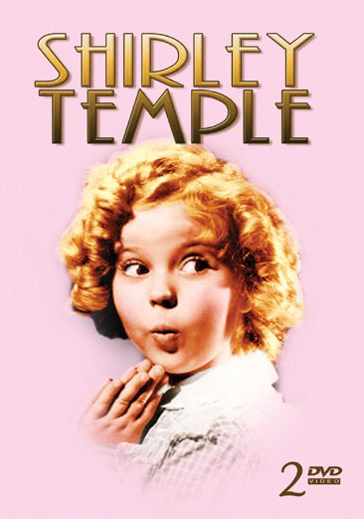 Shirley temple (dvd/2 discs/tin box)       nla!