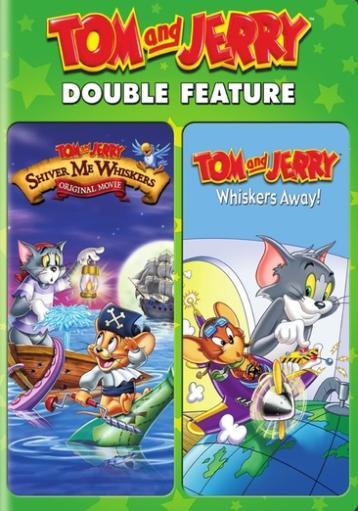 Tom & jerry-shiver me whiskers/whiskers away (dvd/dbfe) 2OPXWTSDUMLYIJOH
