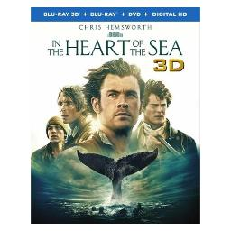 In the heart of the sea (blu-ray/hd3d) (3-d) BR590339