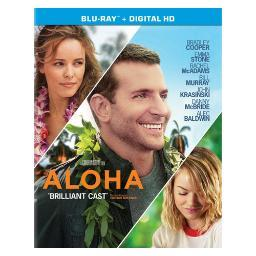 Aloha (blu-ray/2015/ultraviolet/dol dig 5.1/dss/ws 1.85/eng) BR44340