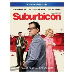 Suburbicon (blu ray w/digital hd) (ws) BR59194294