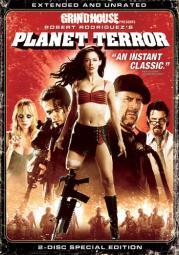 Planet terror (dvd/2 disc/ws) D80387D