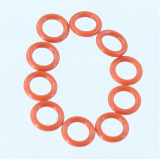 O-Ring Vehicle Parts, 4.7 x 1.4 mm - Pack of 10