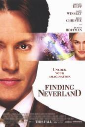 Finding Neverland Movie Poster Print (27 x 40) MOVEF3367