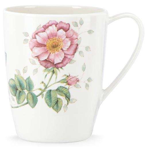 Lenox 855593 Butterfly Meadow Melamine Dinnerware Mug, 10 oz