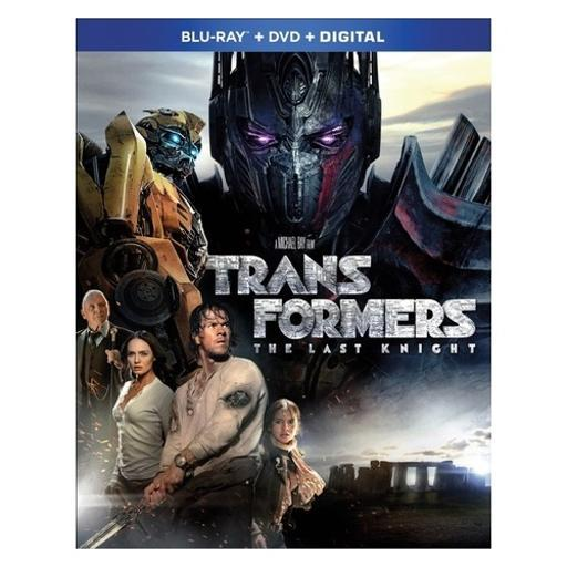 Transformers-last knight (blu ray/dvd combo)