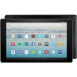 Amazon fulfillment services b01ngtrmnr fire hd 10 tablet with alexa hands-free, 10.1 1080p full hd display, 64 gb, bla