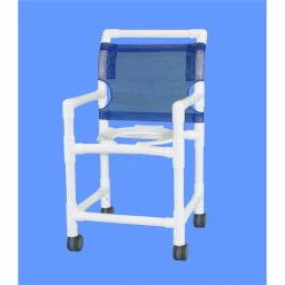 Aqua Creek Products F-520xw 24 In. Wide Deluxe Shower Commode Chair