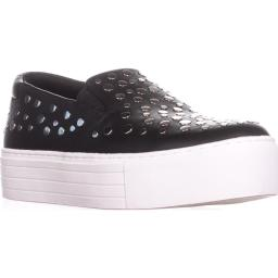 Kenneth Cole New York Jeyda Platform Fashion Sneakers, Black Jeyda