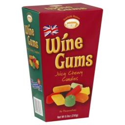 NORFOLK MANOR CANDY GUM WINE-8 OZ -Pack of 12
