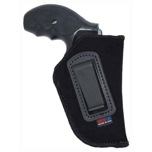 Grovtec gthl14112r grovtec in-pant holster #12rh nylon black