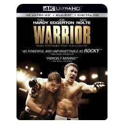 Warrior (blu-ray/4kuhd/uv/digital hd) BR51690