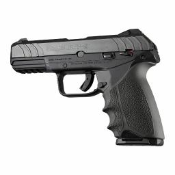 Hogue 17700 hogue handall beaver tail grip sleeve ruger security 9 black