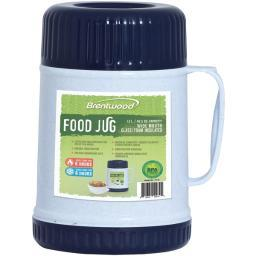 Brentwood ft-12 40.5-ounce food jug