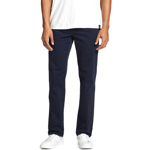 DKNY Mens Relaxed Tapered Pants