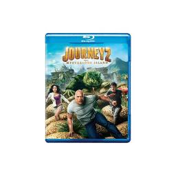 JOURNEY 2-MYSTERIOUS ISLAND (BLU-RAY/DVD/2 DISC COMBO/FF-16X9) 794043157868