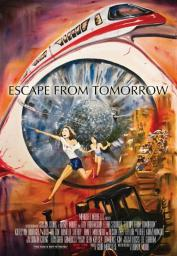 Escape From Tomorrow Movie Poster (11 x 17) MOVAB41735