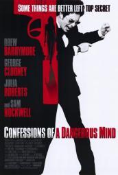 Confessions of a Dangerous Mind Movie Poster Print (27 x 40) MOVEF8415