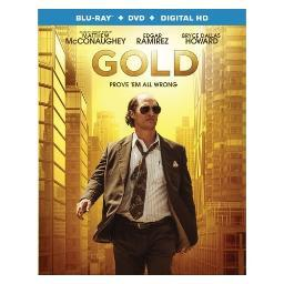 Gold (blu ray/dvd w/ultra violet) BR52093