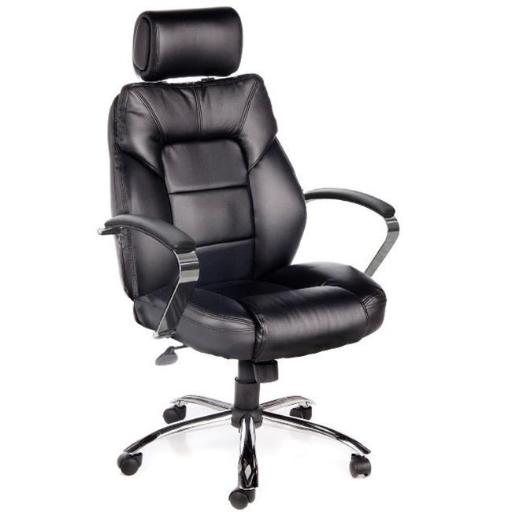 Comfort Products 60-5800T Commodore II Big and Tall Office Chair