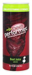 Juice Performer - Beet Juice with Passion Fruit Juice