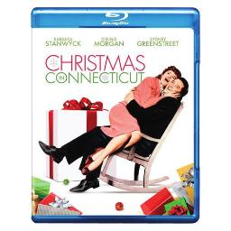 CHRISTMAS IN CONNECTICUT (BLU-RAY) 883929413423