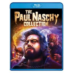 Paul naschy collection (blu ray) (ws/1.85/ff/1.33/5discs) BRSF17625