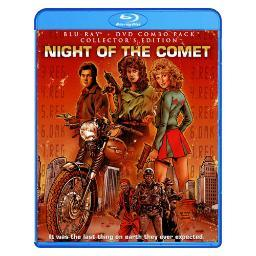 Night of the comet-collectors edition (blu-ray/dvd combo/2 disc/ws) BRSF14436