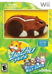 Zhu zhu pets:wild bunch bundle